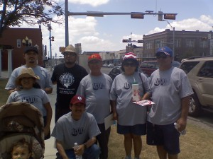 La Raza Justice Movement of Houston